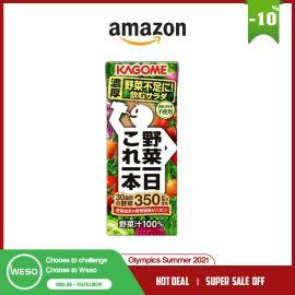 Nước uống rau hàng ngày Kagome Kore Ippon, 6,8 fl oz (200 ml), 24 gói