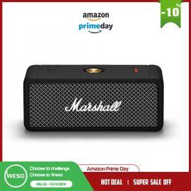 Loa Bluetooth di động Marshall Emberton, Màu đen