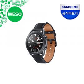 """Black-We-Sale""| [Samsung Eletronics] Đồng hồ đeo tay Galaxy / 45mm / Mystique / Đen"