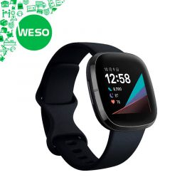 """Noel says Santa sales""| Đồng hồ thông minh Fitbit Sense Alexa"