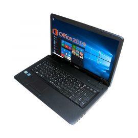 Laptop TOSHIBA B771/Core i5 2.5GHz/16GB/SSD:512GB/10/DVD/HDMI/17.6 HD +LAN