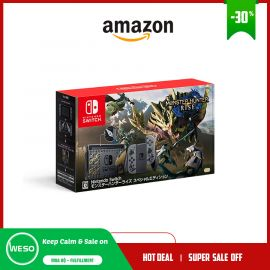 Máy chơi game Nintendo Switch Monster Hunter Rise Edition
