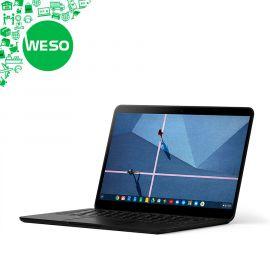 """Noel says Santa sales""| Máy tính xách tay Google Pixelbook Go M3 Chromebook 8GB, 64GB Màu đen"