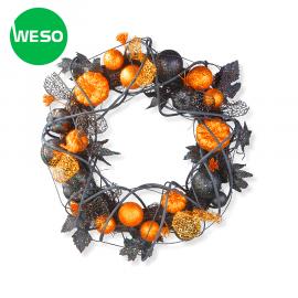"""Halloween Trick or Sales"" | Vòng hoa Halloween"