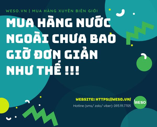 Tìm kiếm bảng giá mua hộ hàng mỹ giá rẻ - uy tín cho người tiêu dùng Việt