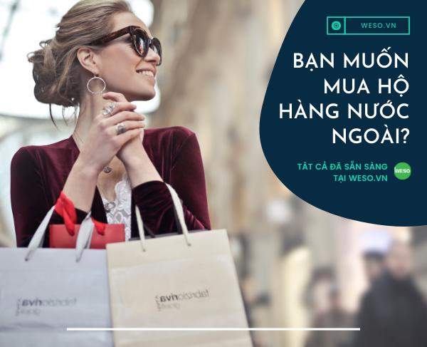Dịch vụ mua hộ hàng mỹ uy tín mang đến cho khách hàng sự tin tưởng tuyệt đối