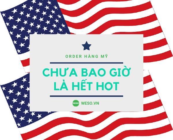 Bảng giá dịch vụ mua hộ hàng Mỹ trên thị trường tại Weso.vn