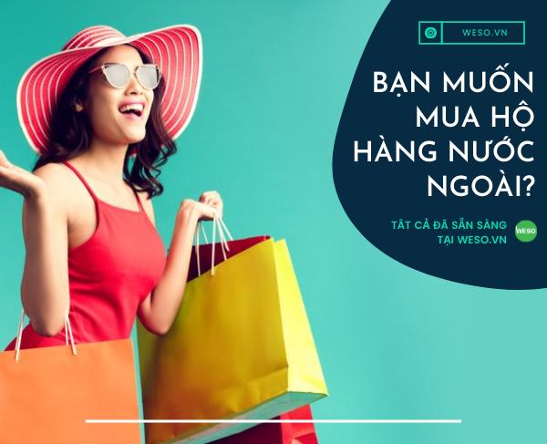 Dịch vụ chuyên nhận order hàng Mỹ đang trở thành xu hướng mới của người Việt