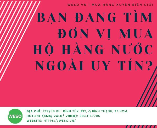 Cách mua hàng Mỹ online được người Việt ưa chuộng nhất hiện nay.