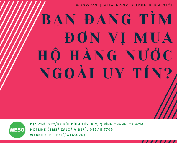 Các trang web mua hàng mỹ giá sỉ cho các chủ shop muốn mua hàng Mỹ ship về Việt Nam kinh doanh