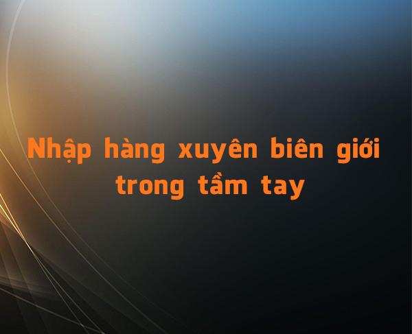 Chuyên mua hàng Mỹ Ship về Việt Nam trên EBAY, AMAZON hiệu quả, uy tín