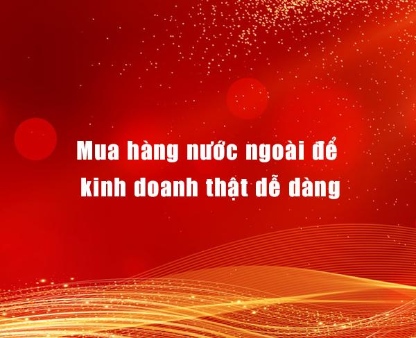 Nhu cầu order hàng nhật uy tín tại Việt Nam đang tăng cao