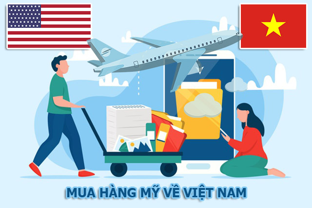 Bạn có biết cách mua hàng xách tay từ mỹ về Việt Nam?