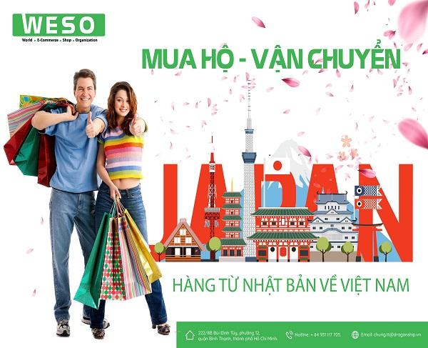 Làm thế nào để order mỹ phẩm Nhật Bản ship về ViệtNam?