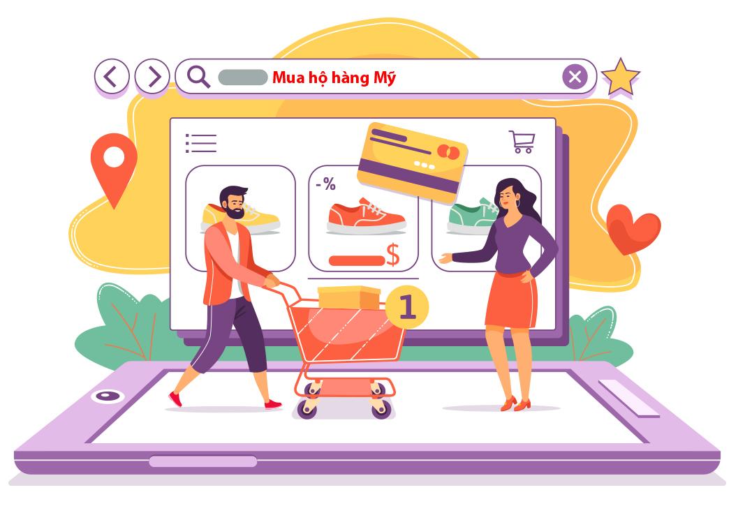 Nếu bạn đang có nhu cầu mua hộ hàng mỹ trên các trang thương mại điện tử Mỹ, nhưng vẫn chưa biết sử dụng cách mua hàng bên Mỹnào phù hợp, đảm bảo và nhanh chóng?