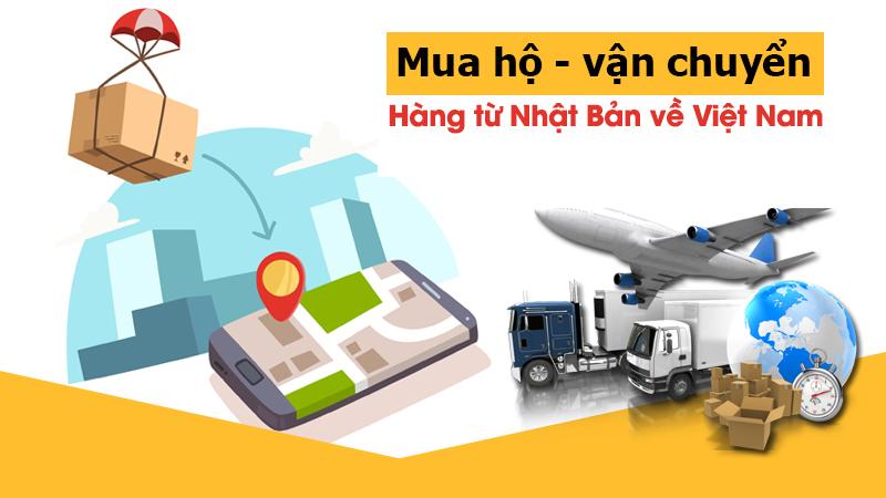 Đơn vị chuyên mua hộ hàng Nhật ở Việt Nam