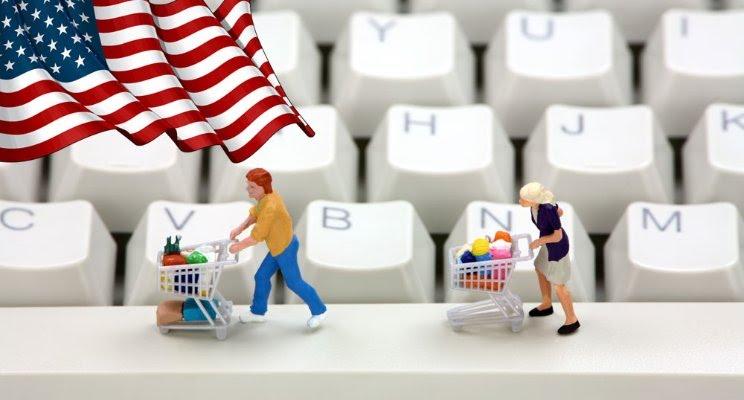 Top 5 các trang web mua hàng Mỹ được nhiều người lựa chọn